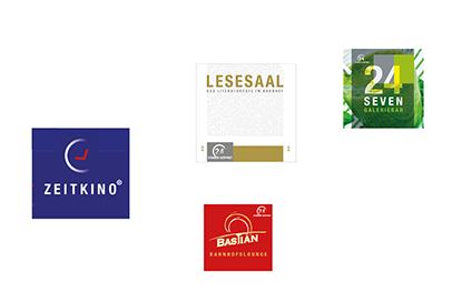 Diverse Marken-Logos